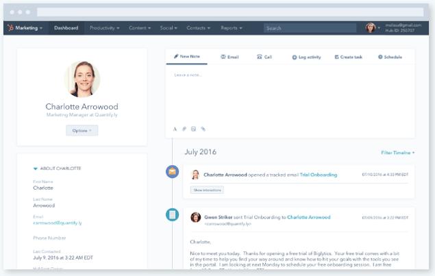 Lead Management for Inbound Workflows