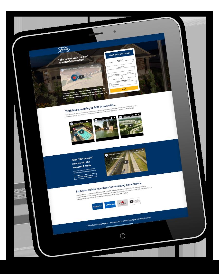 website video creation service