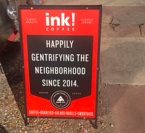 ink coffee ad