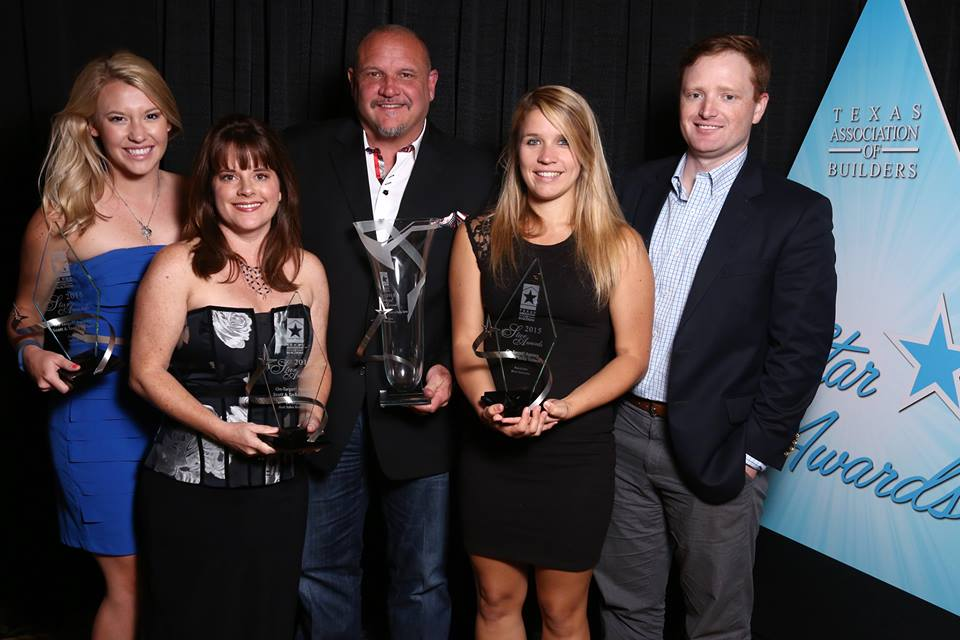 On-Target! Makreting | Digital Marketers In Houston | On-Target! Agency Wins Big at 2015 Texas Star Awards