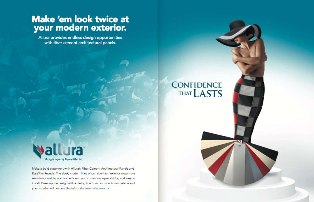 On-Target! Makreting | Digital Marketers In Houston | Print Ad of the Year - Allura.png
