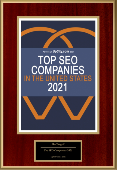 On-Target! Makreting | Digital Marketers In Houston | On-Target Recognized as Top SEO Agency