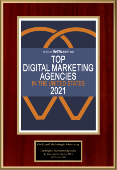 On-Target! Makreting & Advertising | Digital Marketers & Advertisers In Houston, Texas | On-Target Recognized as Top Digital Marketing Agency