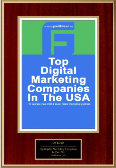 On-Target! Makreting & Advertising | Digital Marketers & Advertisers In Houston, Texas | On-Target Recognized as Top Digital Marketing Company