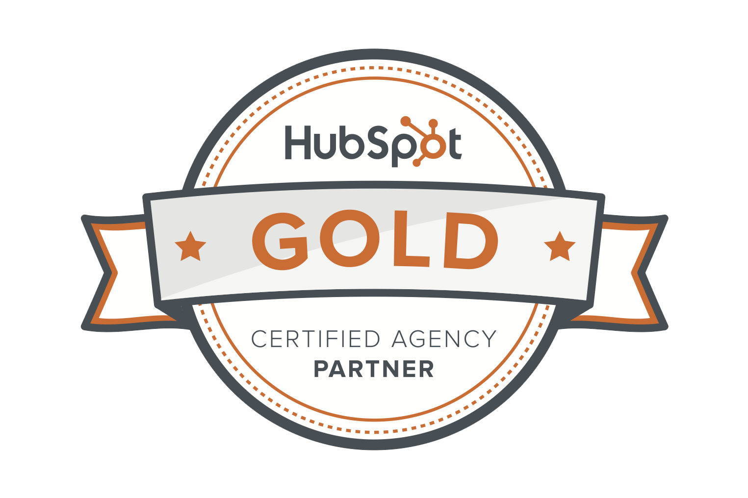 HubSpot Agency Gold Partner