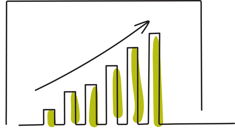 growth-chart-sketch
